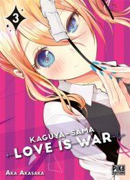 Kaguya-sama Love is War tome 3