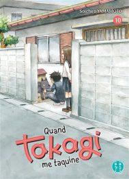 Quand Takagi me taquine - Tome 10