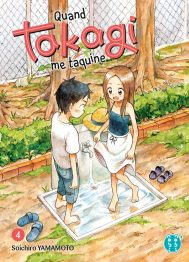 Quand Takagi me taquine tome 4