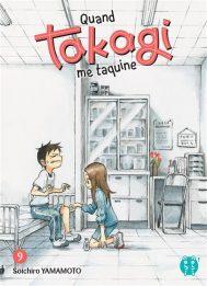 Quand Takagi me taquine tome 9