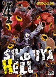 Shibuya Hell tome 4