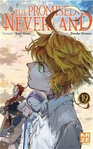 The Promised Neverland - Tome 19