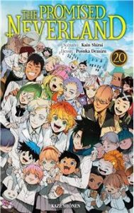 The Promised Neverland - Tome 20
