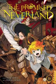 The Promised Neverland tome 16