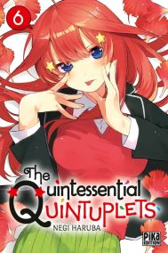 The Quintessential Quintuplets tome 6