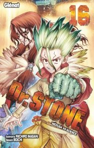 dr stone tome 16