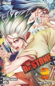dr stone tome 9