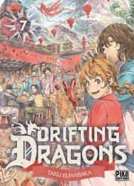 drifting Dragons tome 7
