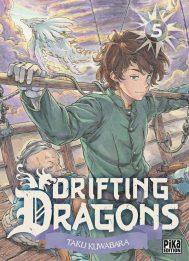 drifting dragons tome 5