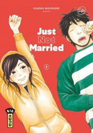 just not married tome 3