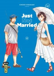 just not married tome 4