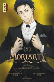 moriarty tome 8