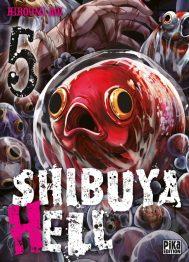 shibuya hell tome 5