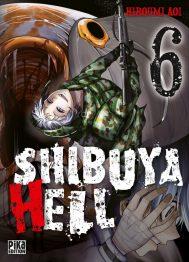 shibuya hell tome 6