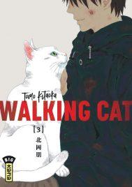 walking cat tome 3