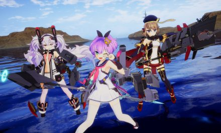 Test : Azur Lane : Crosswave (PS4)