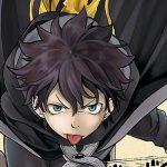 black shadow manga