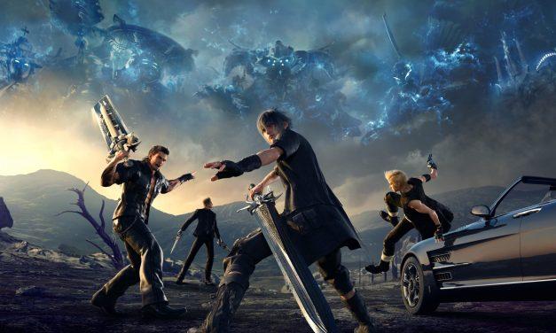 Final Fantasy XV débarque sur le Xbox Game Pass