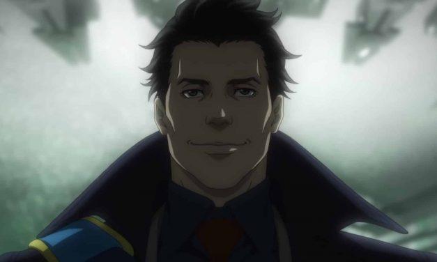 Psycho-Pass 3: First Inspector dévoile son trailer à une semaine de ses débuts