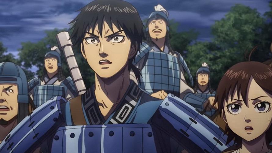 L'anime Kingdom prend date en vidéo