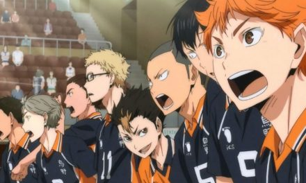 La diffusion de Haikyu!! To The Top mise entre parenthèses