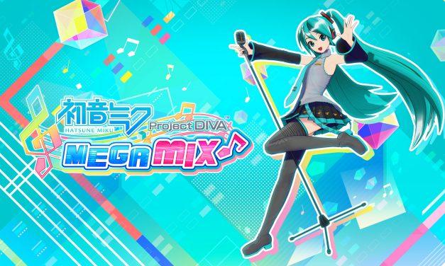 Test : Hatsune Miku: Project DIVA Mega Mix (Switch)