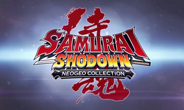 Samurai Shodown NeoGeo Collection prend date sur consoles et PC