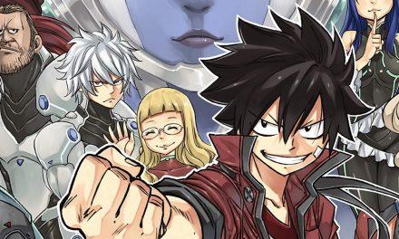 Edens Zero aura droit à sa série anime