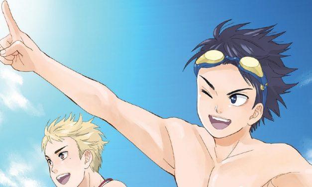 Critique : «Swimming Ace», le manga parfaitement calibré pour l'été