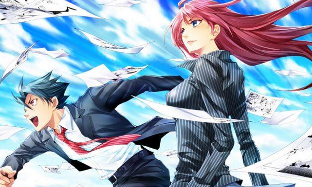 Critique : » Hitman, Les coulisses du manga», plongée (un peu fantasmée) dans l'envers du décors