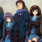 Haruhi Suzumiya bientôt de retour avec un nouveau tome