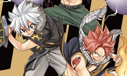 Critique manga : « Mashima Hero's »
