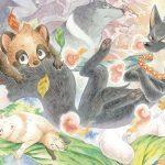 Le Renard et le Petit Tanuki