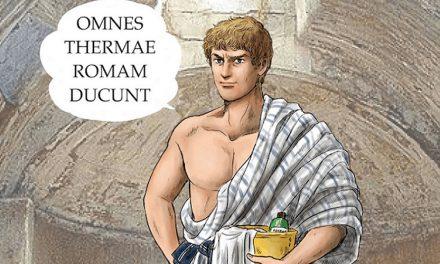 Thermae Romae va être adapté en série anime