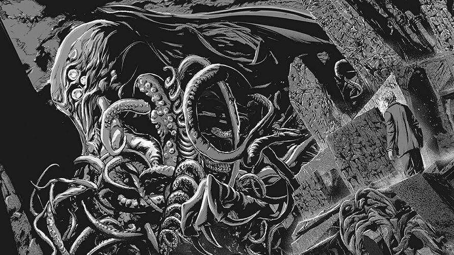 Critique manga : «L'Appel de Cthulhu»