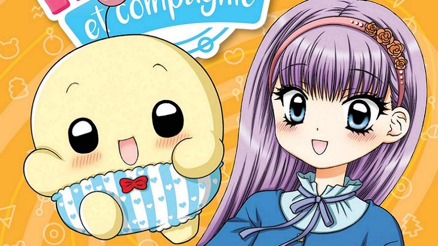 Critique manga : » Mochi et Compagnie»