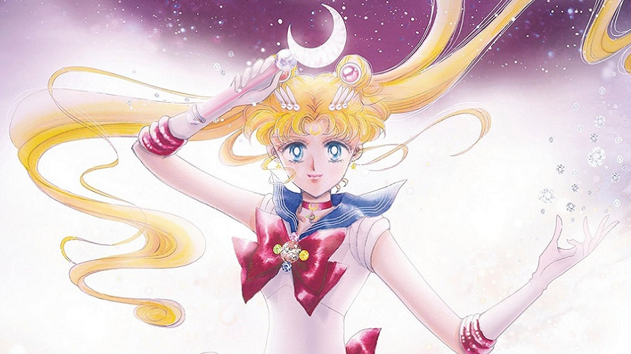 Critique manga : «Pretty Guardian Sailor Moon Eternal Edition»