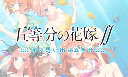 Le jeu The Quintessential Quintuplets dévoile son introduction