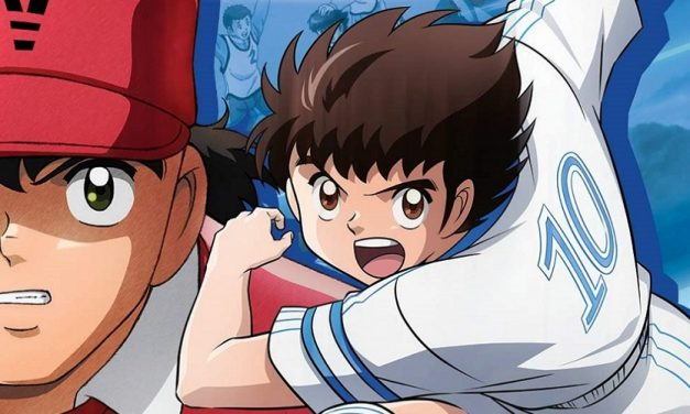 Critique manga : «Captain Tsubasa – Anime Comics»