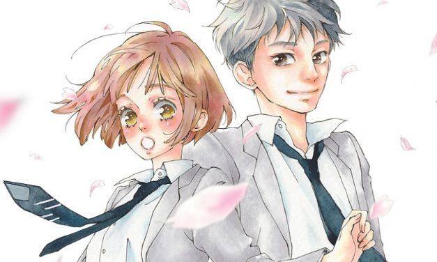 Saku Saku, le nouveau manga de Io Sakisaka, débutera le 13 février prochain