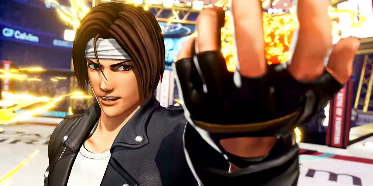 The King of Fighters XV prend date pour cette année en vidéo