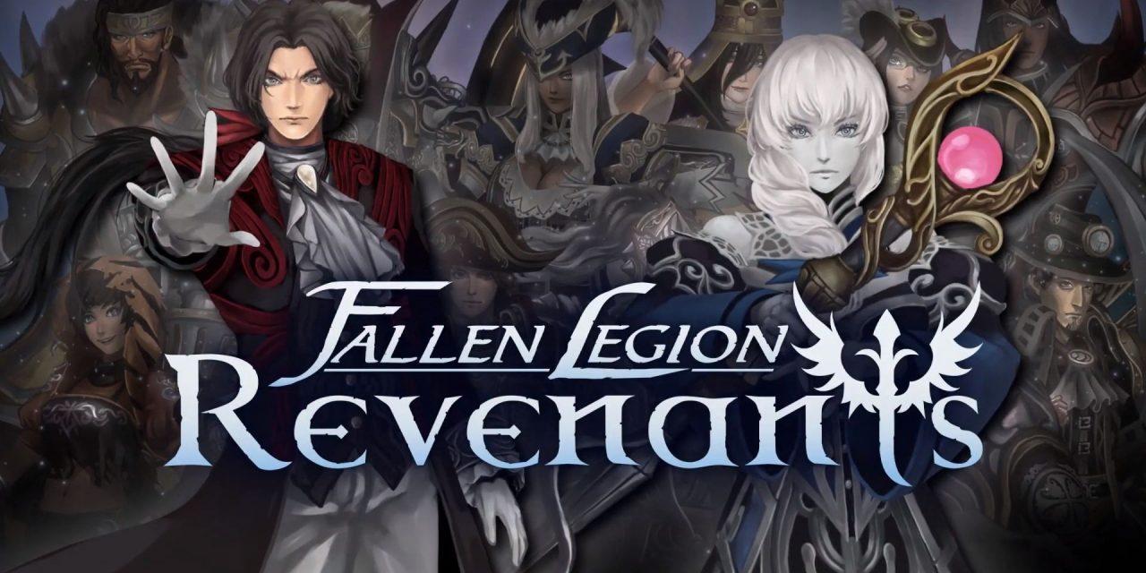 Test : Fallen Legion Revenants (Switch, PS4)