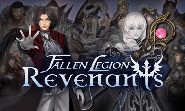 Test : Fallen Legion Revenants (Switch, PS4)
