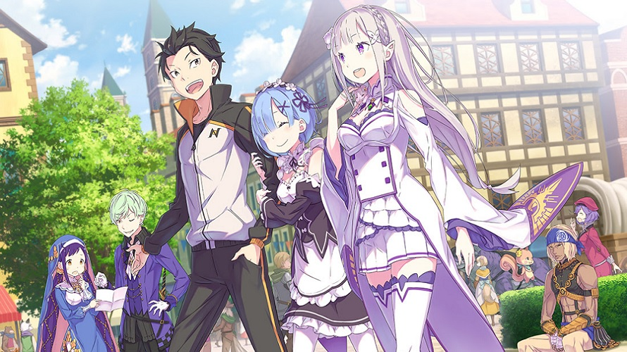 Test : Re:ZERO -Starting Life in Another World- The Prophecy of the Throne (PS4, Switch, PC)