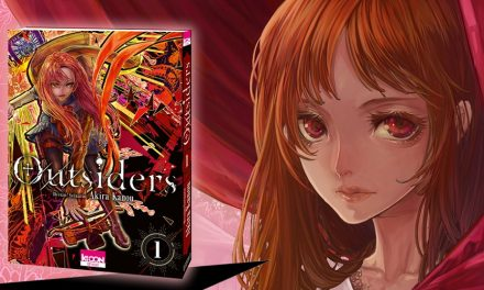 Critique manga : « Outsiders »