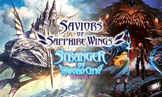 Test : Saviors of Sapphire Wings/Stranger of Sword City Revisited (Switch)
