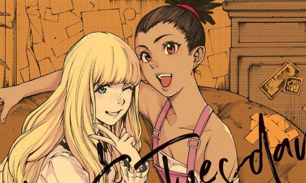 Critique manga : «Carole & Tuesday»