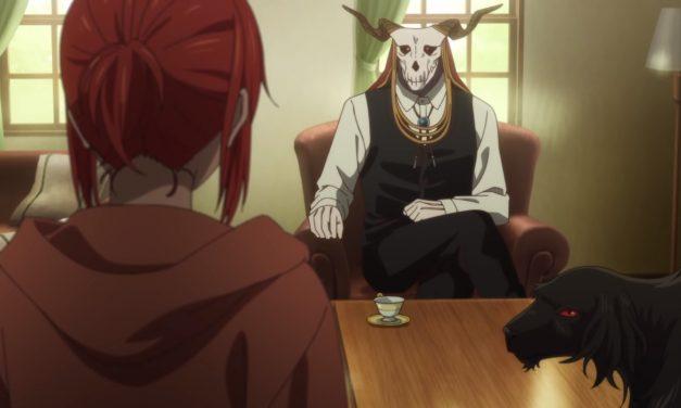 The Ancient Magus Bride fait son retour en anime