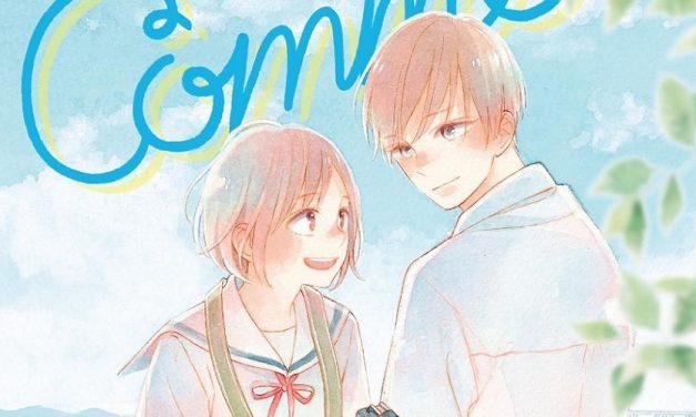 Critique manga : «Comme les autres»