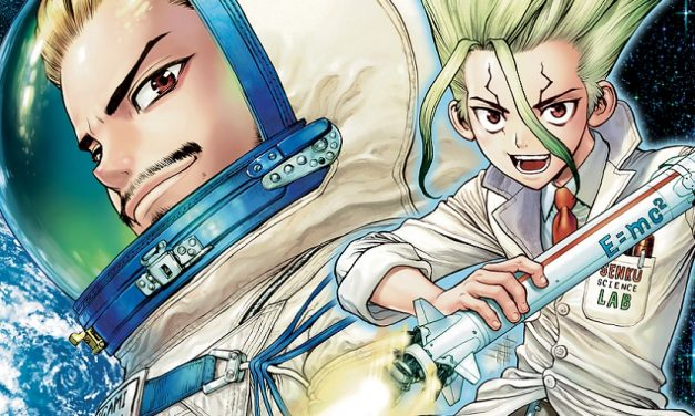 Critique manga : «Dr. Stone – Reboot : Byakuya»